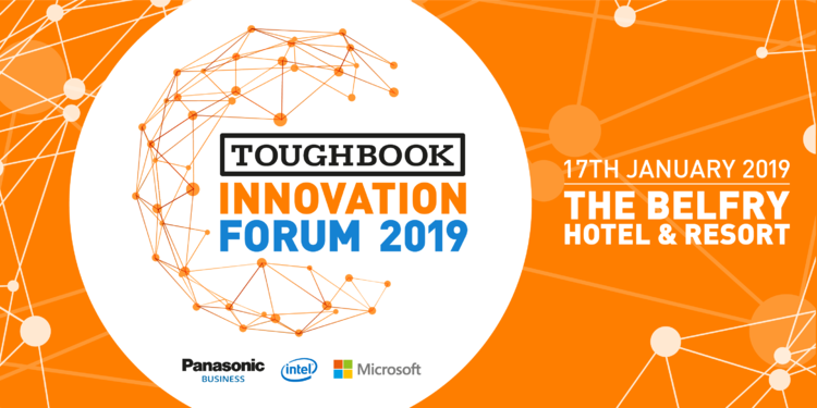 Toughbook Innovation Forum 2019