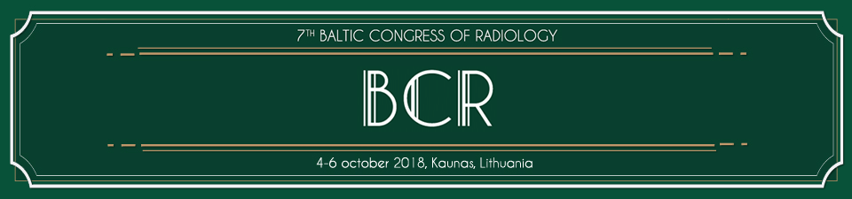 7th Baltic Congress of Radiology (BCR) 2018