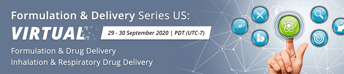 Formulation and Delivery Series US - Virtual Event