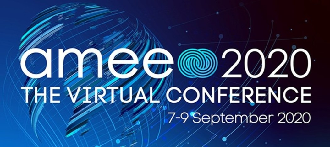 AMEE 2020 The Virtual Conference