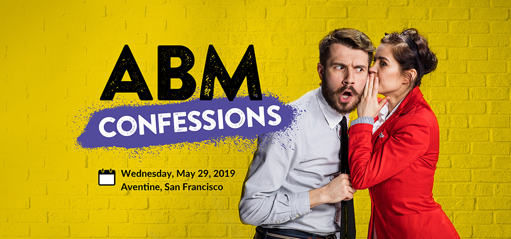 ABM Confessions: Aventine, SF - 29th May