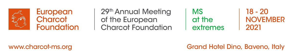 29th Annual Meeting of the European Charcot Foundation, 18 - 20 November 2021, Baveno (Hybrid edition)