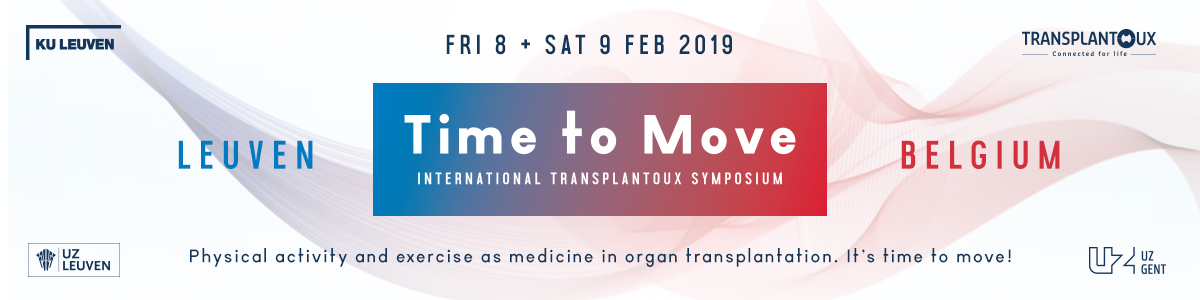 International Transplantoux Symposium: Time to Move