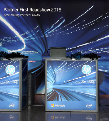 HP Partner First Events 2019 - Main