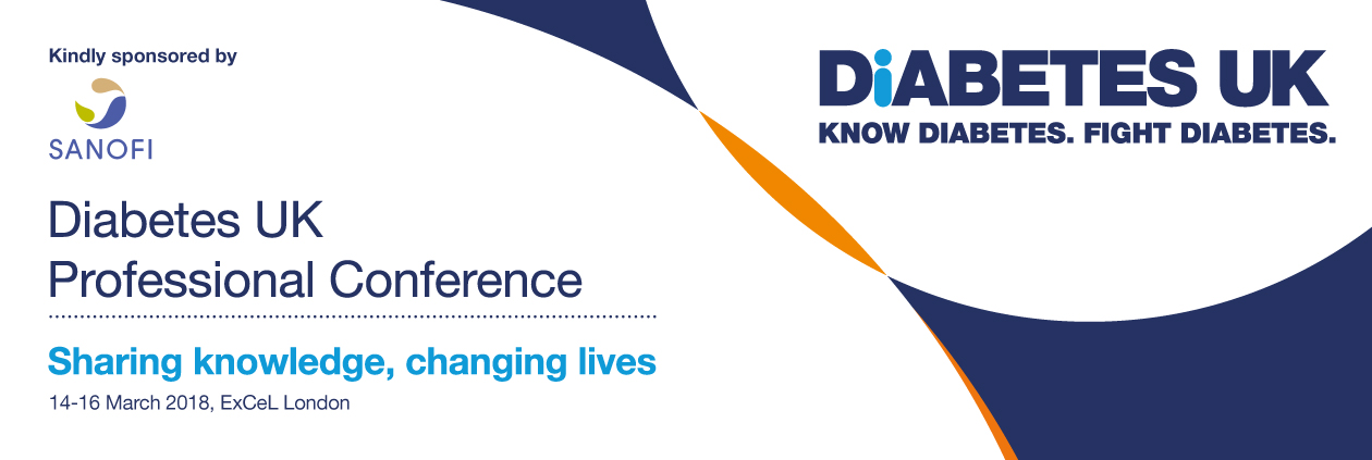 Diabetes UK Professional Conference 2018