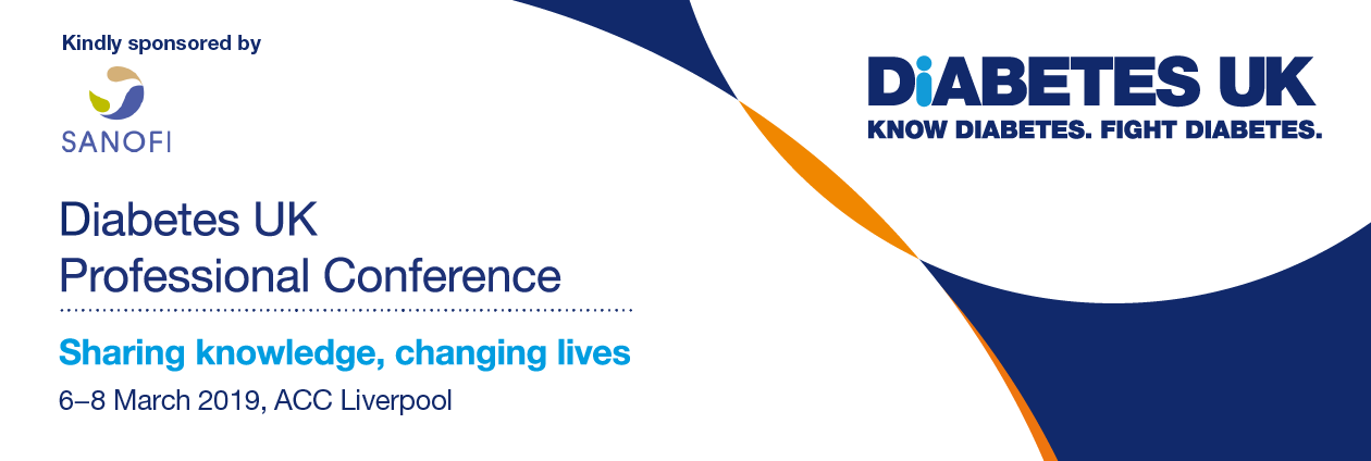 Diabetes UK Professional Conference 2019