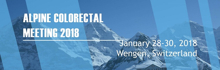 Alpine Colorectal Meeting 2018