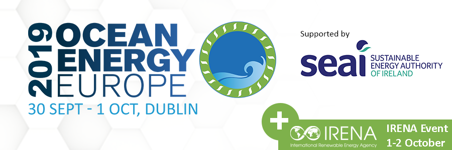 Ocean Energy Europe 2019 Conference & Exhibition