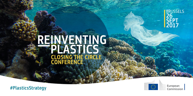 Reinventing Plastics – Closing the Circle