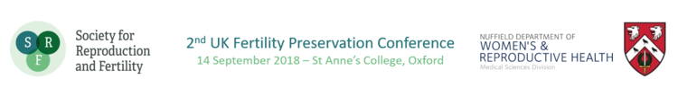 2nd UK Fertility Preservation Conference