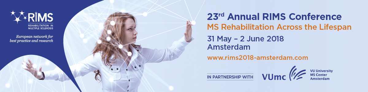 23rd Annual RIMS Conference: 31 May - 2 June 2018, Amsterdam