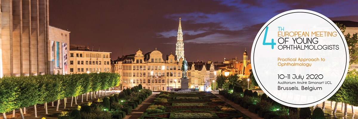 Thea Pharma - 4th European Meeting of Young Ophthalmologists - Brussels, Belgium - 10-11 July 2020
