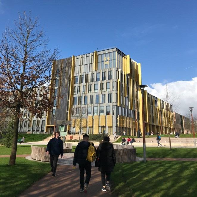 University of Birmingham, Library