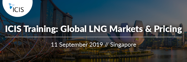 CHZCM - LNG Training - Singapore - Agenda Download