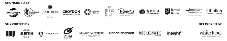 Bexley Business Excellence Awards 2019 Sponsors Logos