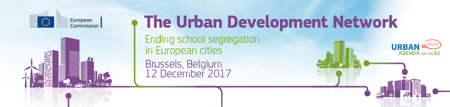 "UDN ""Ending school segregation in European cities"" - 12. December 2017"
