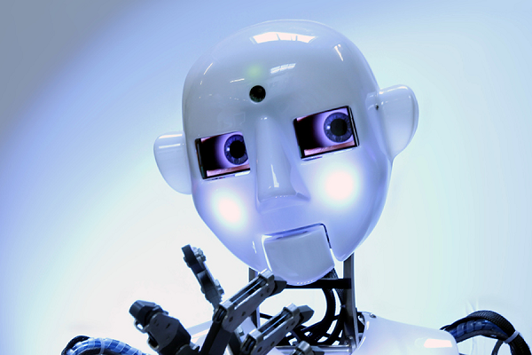 Image of a humanoid