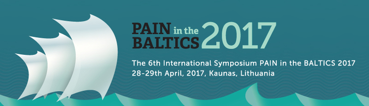 The 6th International Symposium PAIN in the BALTICS 2017