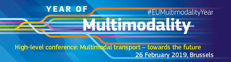 High-level conference: Multimodal transport - towards the future