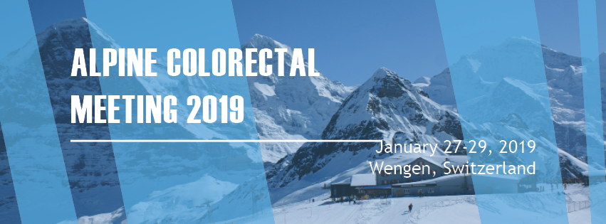 Alpine Colorectal Meeting 2019