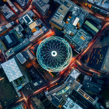 Gerkin building London