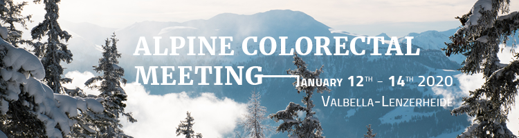 Alpine Colorectal Meeting 2020