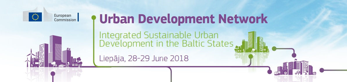 Integrated Sustainable Urban Development in the Baltic States Workshop