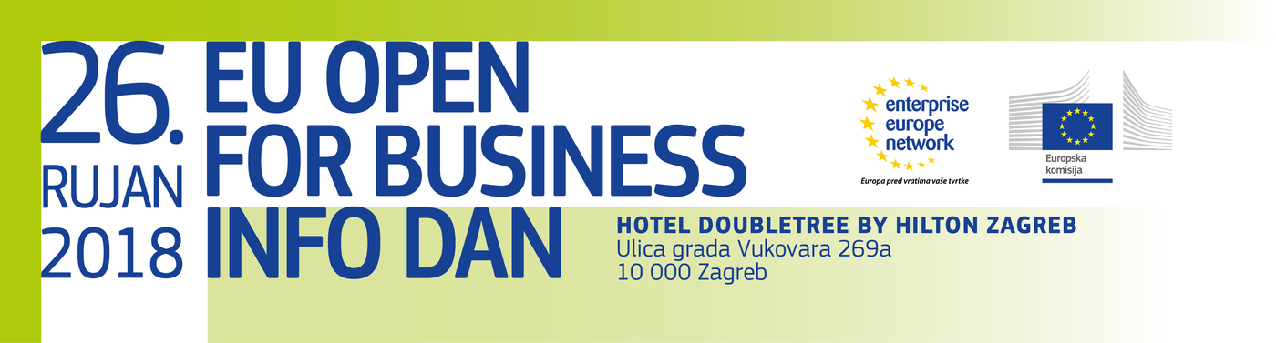 EU Open for Business Info Day - Croatia