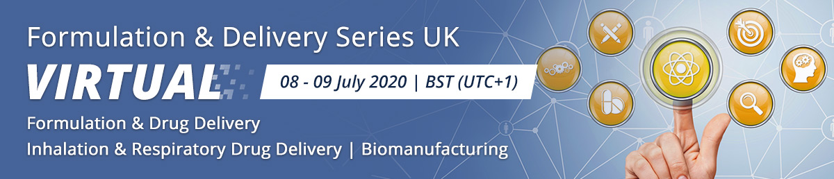 Formulation and Delivery Series UK - Virtual Event