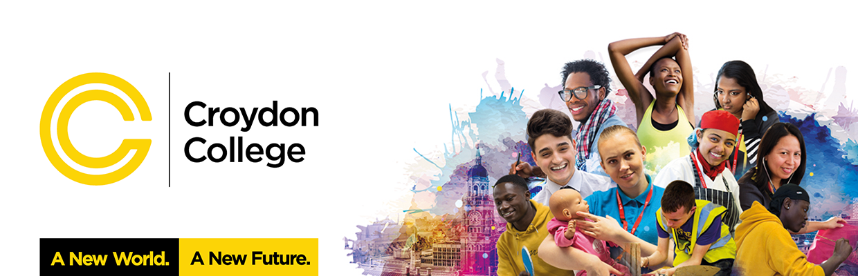 Croydon College Open event: Open the door to a New Future.