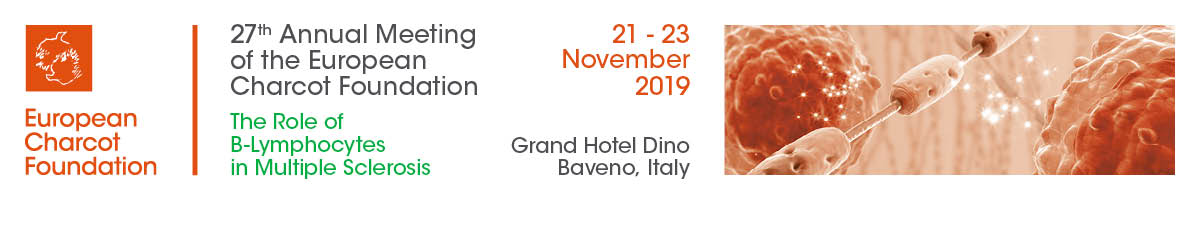 Hotel reservation - 27th Annual Meeting of the European Charcot Foundation, 21 - 23 November 2019, Baveno