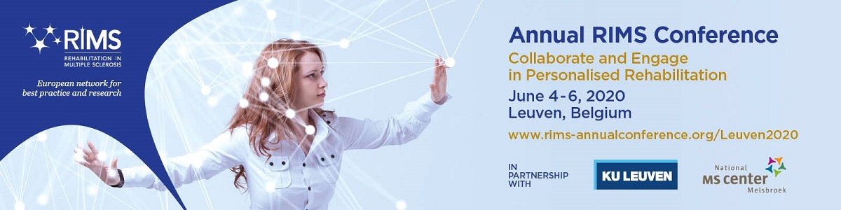 Annual RIMS Conference: 4-6 June 2020, Leuven (BE)